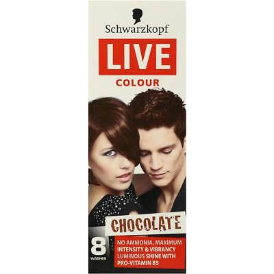 SCHWARZKOPF LIVE COLOUR Silver Toner long-lasting, glossy