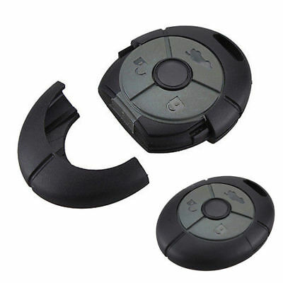 NEW 3 Button Remote Key Fob Case Shell Fits Rover MG TF ZR ZS 25 45 Streetwise