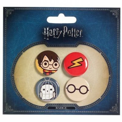 Harry Potter - Ansteck Buttons - Cutie Collection