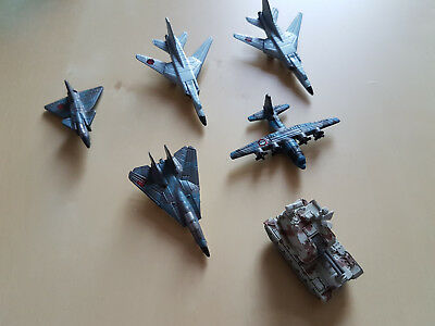 "Micro Machines Military ""Airforce/ Luftwaffe usw."""