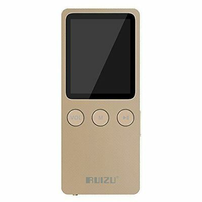"RUIZU X08 8GB MP3 Player/Recorder with built-in speaker and 1.8"" TFT Screen"