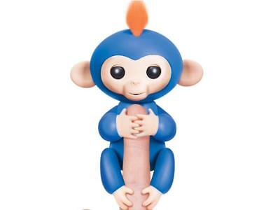 Happy Monkey Fingerlings - Blau