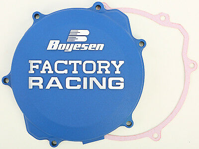 Boyesen CC-32AL Factory Clutch Cover - Blue 59-7232AL 277057