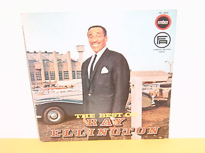 Lp - Ray Ellington - The Best Of