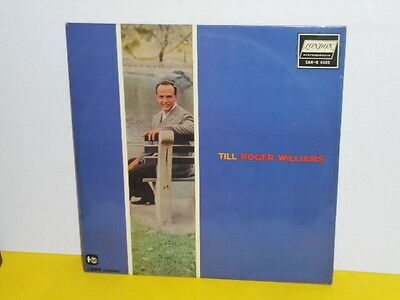 Lp - Roger Williams With Orchestras - Till