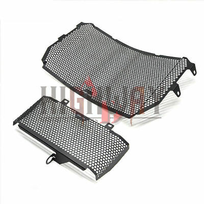 Motorcycle Radiator Guard Cover Grill Protector For Yamaha FZ-10 & MT-10 16-17