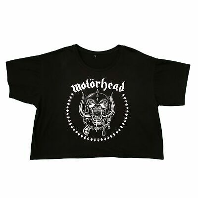 Motorhead Boxy Ladies Official T Shirt Brand New Various Sizes