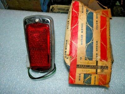 Left Rear Side Marker Lamp 26195-H6900 Nos Genuine Nissan Datsun Model/year?