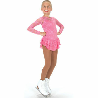 Jerry's 175 Lace palace figure skating dress - Jnr - FREE P&P -NEW LOWER PRICE