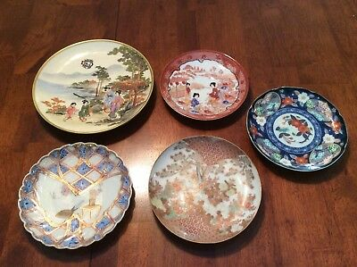 Vintage Lot Asian Dishes