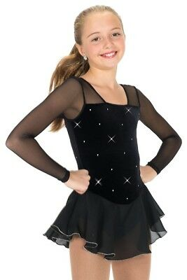 Jerry's Rhinestone figure skating dress - FREE P&P - NEW LOWER PRICE