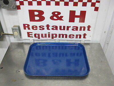 "Cambro Serving Market Tray Fiberglass Royal Blue Bakery Sheet Pan 14"" x 18"""