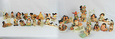 Friends of the Feather Figurines Lot of 25