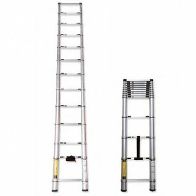 Escalera tubular extensible 3,55m Ferral