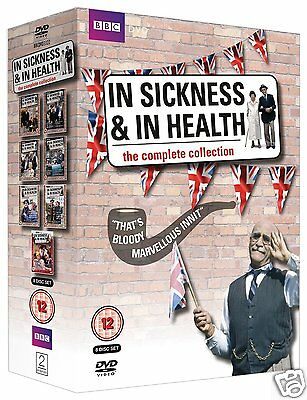 In Sickness and In Health: The Complete Collection [BBC] (DVD)~~~~NEW & SEALED