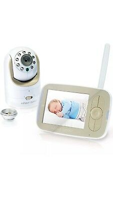 Infant Optics DXR-8 Video Baby Monitor, Interchangeable Optical Lens *OPENED BOX