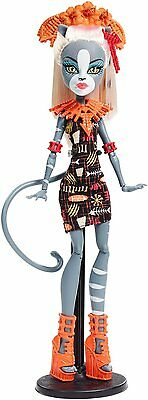 Monster High Ghouls Getaway Meowlody Spectra And Jinafire - In Hand And Bnib