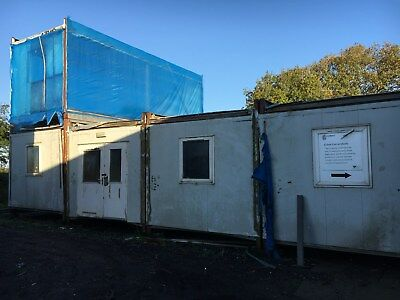 5 Bays Of Premier Transline Multi Storey Modular Building Former Office Facility