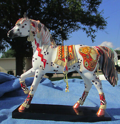 "The Trail of Painted Ponies ""Copper Enchantment"" 2007 #12244 Artist - Lynn Bean"