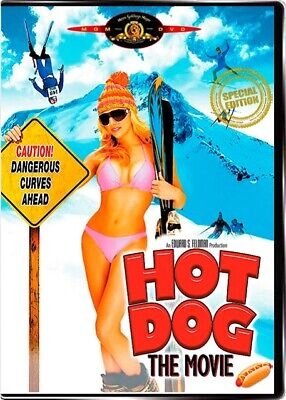 Hot Dog - The Movie (DVD, 1984, MGM M.O.D.) see description