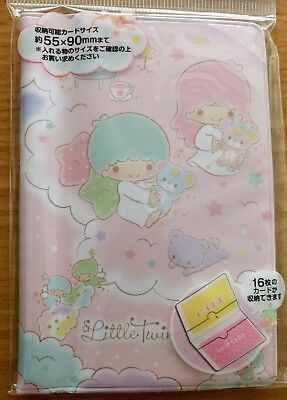 SANRIO Little Twin Stars Card File Case from Japan <F/S>