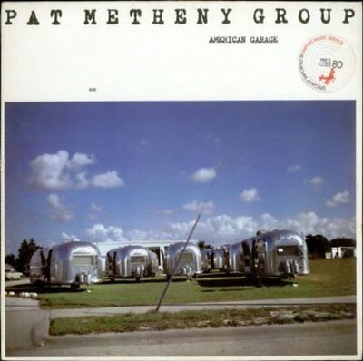 New Pat Metheny Group-American Garage-Japan Shm-Cd