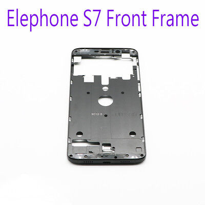 New Original Elephone S7 4G Phone Front Frame Housing Cover Repair Replacement