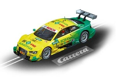 Audi A5 DTM M.Rockenfeller #1 Carrera Evolution Slot Track Race Car 1:32 Scale