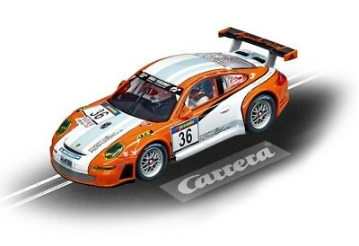 Porsche GT3 RSR 997 Hybrid VLN Carrera Evolution Slot Track Race Car 1:32 Scale