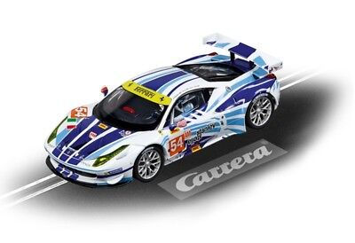 Ferrari 458 Italia GT2 AF Corse Carrera Evolution Slot Track Race Car 1:32 Scale