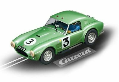 Shelby Cobra 289 Hardtop Coupe Carrera Evolution Slot Track Race Car 1:32 Scale