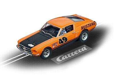 Ford Mustang GT No.49 Carrera Evolution Slot Track Toy Race Car 1:32 Scale New