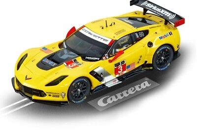 Chevrolet Corvette C7.R #3 Carrera Digital 132 Slot Track Race Car 1:32 Scale