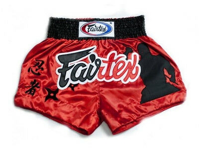 Fairtex Muay Thai Boxing Shorts The Assassin
