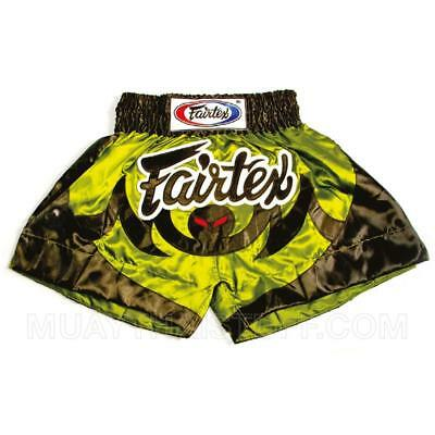 Fairtex Muay Thai Boxing Shorts Ferocious Collection Bat