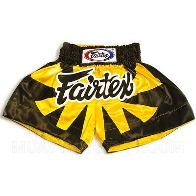 Fairtex Muay Thai Boxing Shorts Ferocious Collection Tiger