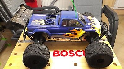 Hobbyauflösung 1:8 - HPI Savage Race Picco .26 - Big Block
