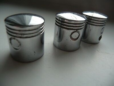 Gretsch Electric Guitar Vintage Knobs - Einstellknöpfe - Hot Rod
