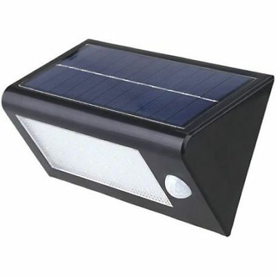 Aplique solar led con sensor 4W 8000K GSC Evolution