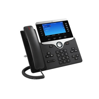 Cisco 8861 Wi-Fi Black,Silver IP phone 20% off ends 28/5