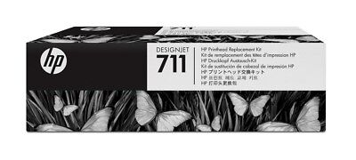 New Genuine HP 711 DesignJet Printhead Replacement Kit