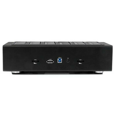 StarTech.com USB 3.0 / eSATA 6-Bay Hard Drive Duplicator Dock - 1:5 HDD / SSD Cl