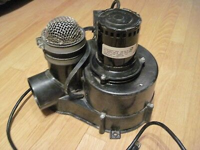 184955-000 JB1R115NSW Water Heater Exhaust Inducer Motor Used