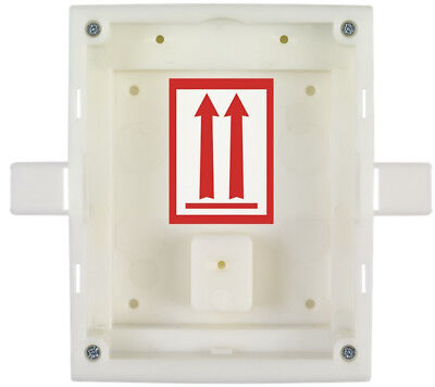 2N Telecommunications 9155014 White electrical box