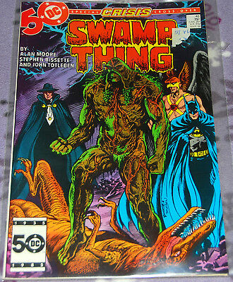 Swamp Thing 46 March 1986 DC Comics
