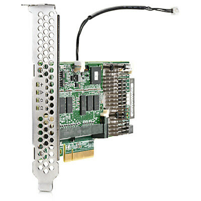 Hewlett Packard Enterprise Smart Array P440/4GB FBWC 12Gb 1-port Int SAS PCI Exp