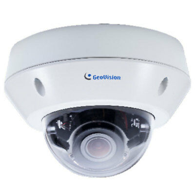 Geovision 2Mp Super Low Lux Wdr Ir Vandal Proof Ip