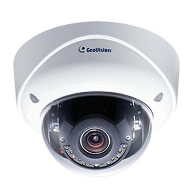 Geovision 2M Super Low Lux Wdr Mini Fixed Dome 2.8