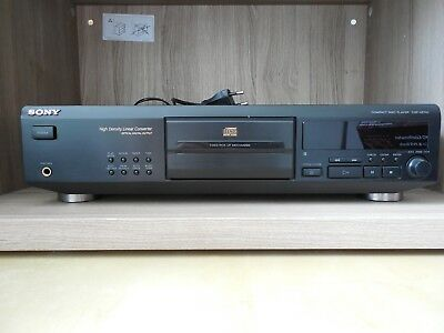 CD Player Sony CDP-XE 700 +FB (Fixed Pick Up Mechanism)