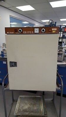 Jouan Oven Model EB 170S Fully Working Laboratory Lab Equipment